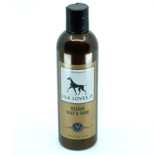 Lila Loves It - bio, prémium kutyasampon fénylő, fésülhető szőrért